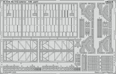 He 111Z exteriér 1/48