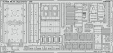 Mi-24 cargo interiér 1/48
