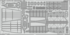 Do 217J-1/2 undercarriage 1/48