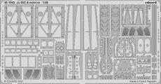 Ju 88C-6 exteriér 1/48