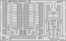Spitfire Mk.V landing flaps 1/48