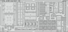 Mi-24D cargo interior 1/48