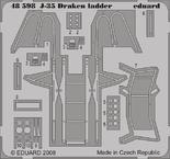 J-35 Draken žebřík 1/48
