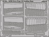 A6M3 Zero Type 32 landing flaps 1/48