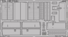 A-4E/F airbrakes 1/48