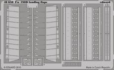 Fw 190D закрылки 1/48