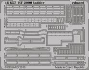 EF 2000 žebřík 1/48