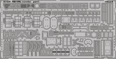MH-60K экстерьер 1/48