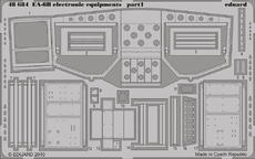 EA-6B electronic equipments 1/48