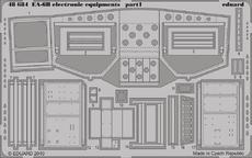 EA-6B electronic equipments 1/48