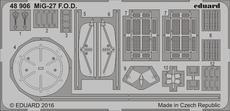 MiG-27 čechlo 1/48