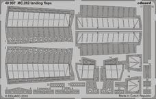 MC.202 landing flaps 1/48