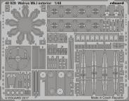 Walrus Mk.I exterior 1/48
