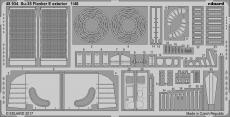 Су-35 Flanker E экстерьер 1/48