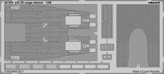 UH-1D カーゴ内装 1/48