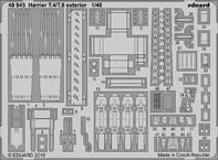 Harrier T.4/T.8 exteriér 1/48