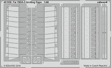Fw 190A-5 закрылки 1/48