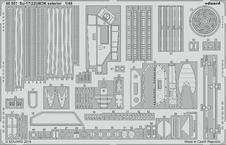 Su-17/22UM3K exteriér 1/48