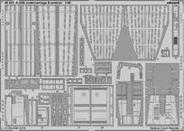 A-26B podvozek a exteriér 1/48