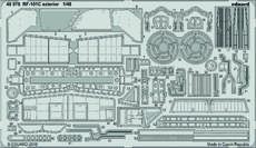 RF-101C exteriér 1/48