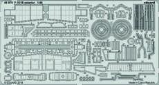 F-101B экстерьер 1/48