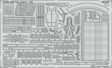 МиГ-21бис экстерьер 1/48