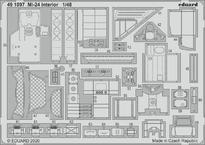 Mi-24 interior 1/48