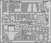 TBM-3 内装 接着剤塗布済 1/48