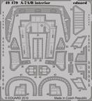 A-7A/B 内装 接着剤塗布済 1/48