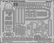 F-16I SUFA interiér S.A. 1/48