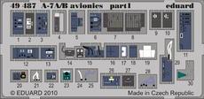 A-7A/B avionics 1/48