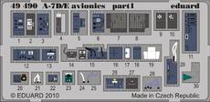 A-7D/E avionika 1/48