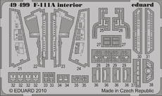 F-111A interiér S.A. 1/48