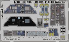 F-111D interior S.A. 1/48