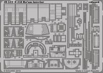 F-15I Ra'aM interior S.A. 1/48