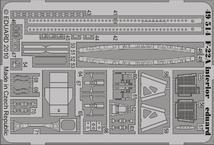 F-22A interiér S.A. 1/48