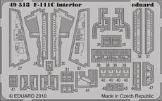 F-111C interior S.A. 1/48