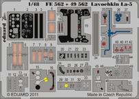 Lavochkin La-5 S.A. 1/48
