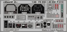 P-51D interiér 1/48
