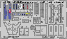 L-29 Delfín upgrade set 1/48