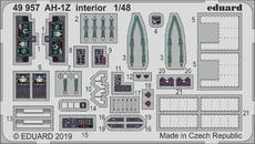 AH-1Z interiér 1/48