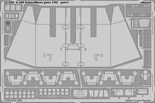S-100 Schnellboot guns 1/35