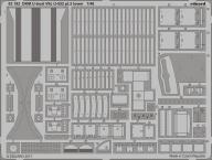 DKM U-boat VIIc U-552 часть 2 башня 1/48