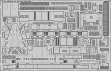 HMS フッド パート7 メイントップ 1/200