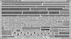 DKMグラーフ・ツェッペリン パート2 デッキ&クレーン 1/350