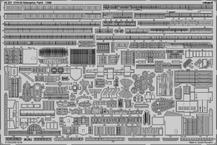 CVN-65 エンタープライズ パート3 1/350