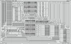 CVN-65 Enterprise část 4. 1/350