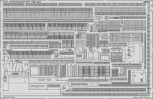 CVN-65 エンタープライズ パート5 1/350