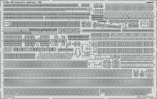 USS Langley AV-3 safety nets 1/350
