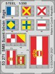 SMS Szent István flags STEEL 1/350